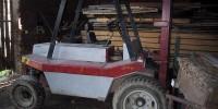 Vysokozdvižný vozík 5,5t